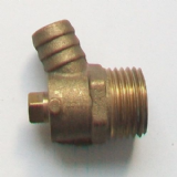 Light Pattern 1/2 Male Threaded Drain Off Cock - 07002480